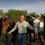 Chris Irwin & Horses ©Roelant Meijer